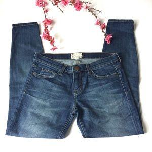 Current Elliott The stiletto townie jeans